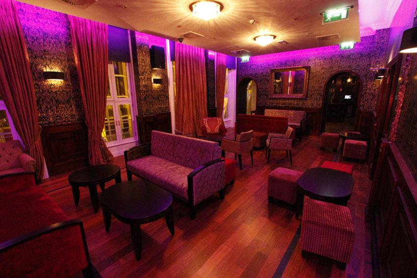 Premium Level Lounge
