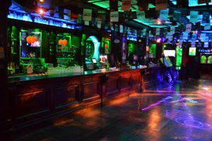 Main Floor Bar Copper Face Jacks Nightclub Dublin