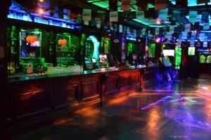 Main Floor Bar Copper Face Jacks Nightclub Dublin