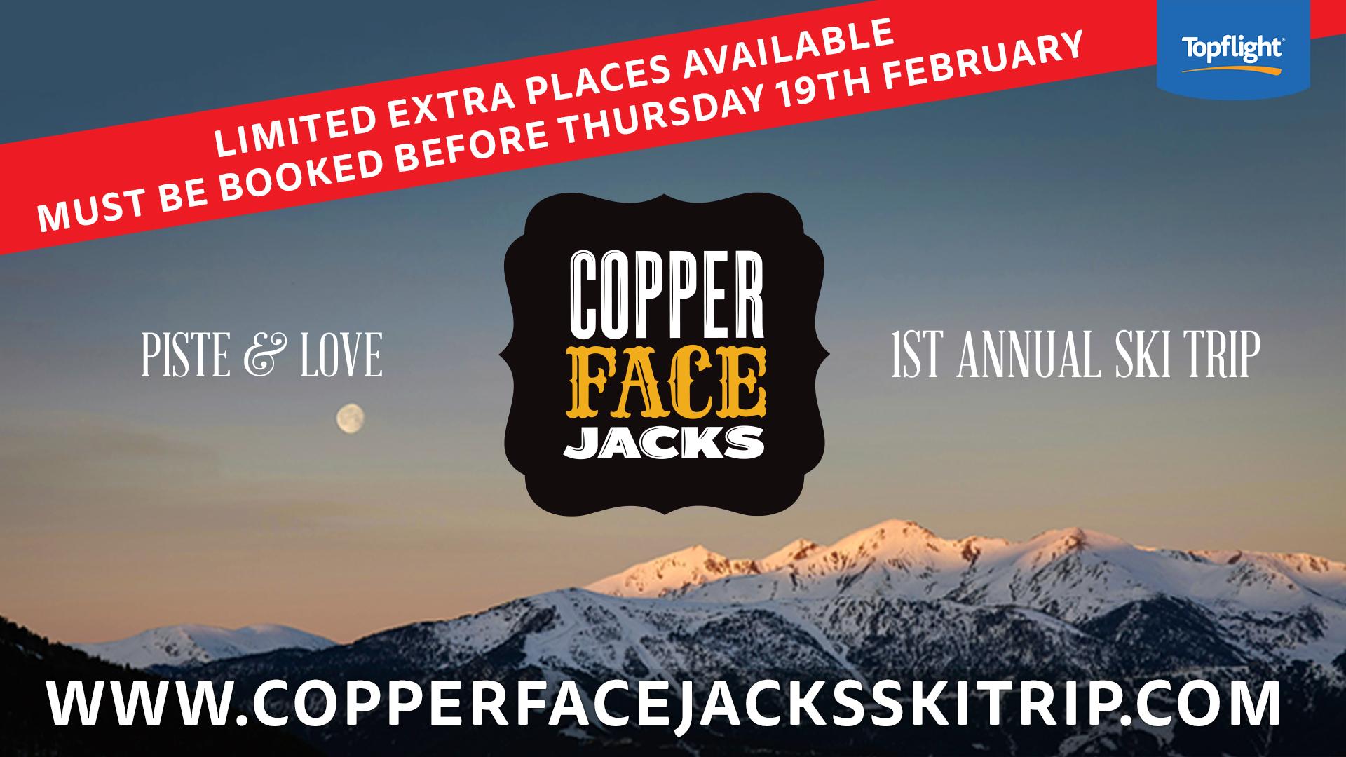 Coppers Ski Trip