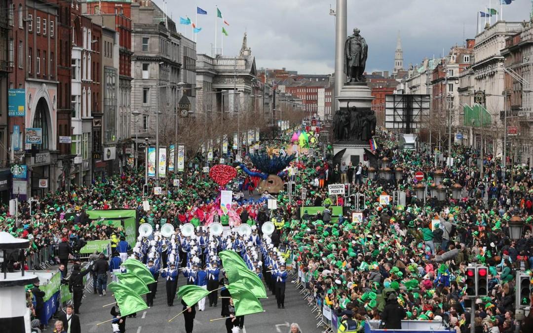 St.Patricks Festival Dublin