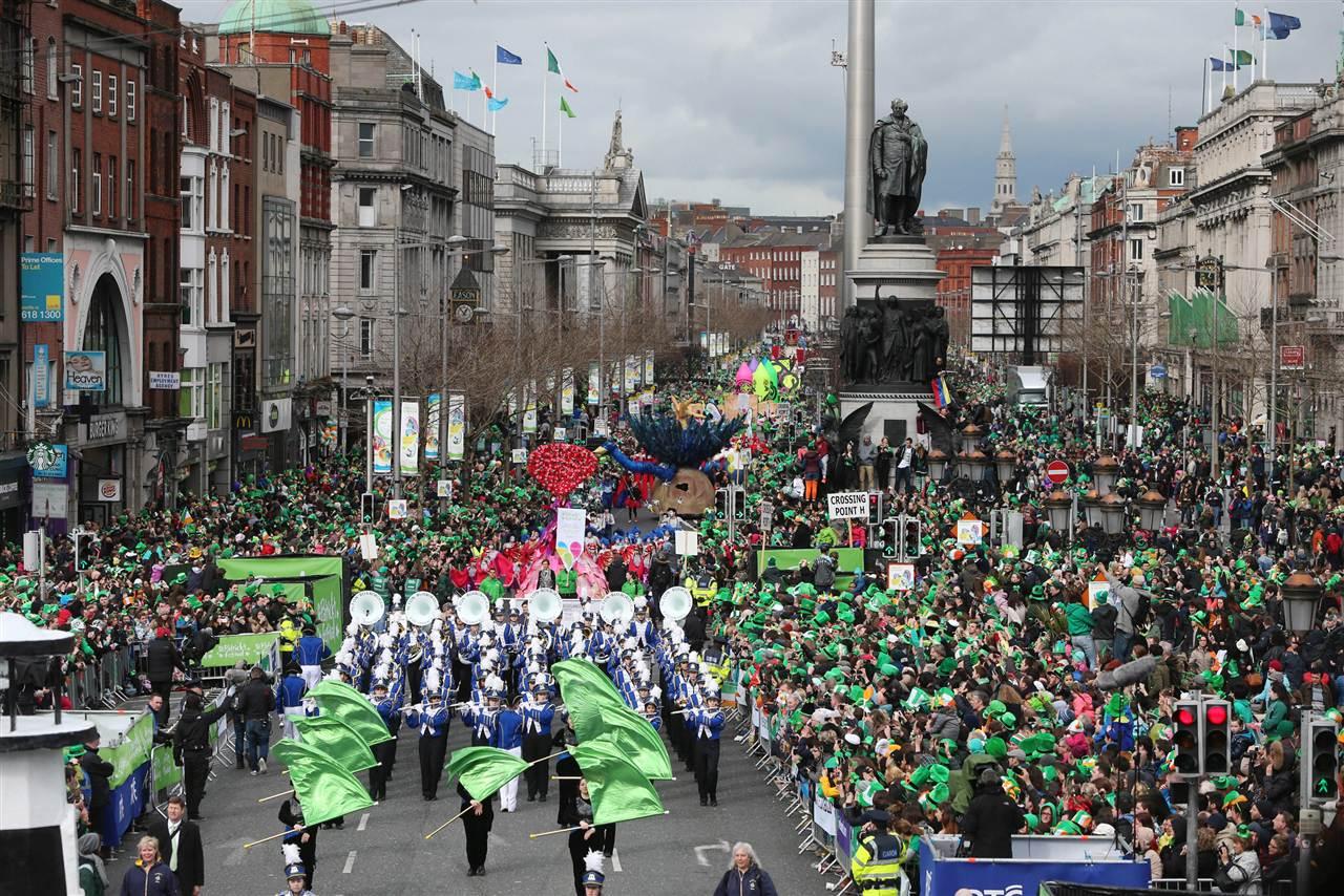 Paddy's Day Dublin