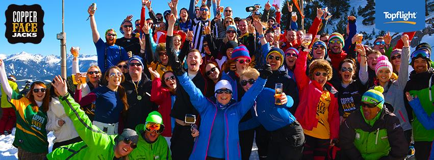 Copper Face Jacks Ski Trip 2017