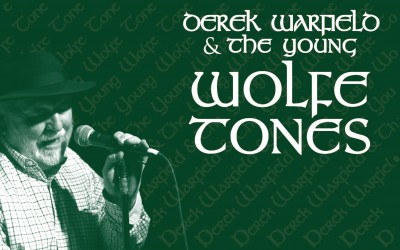 Coppers Trad Sessions With Derek Warfield & The Young Wolfe Tones