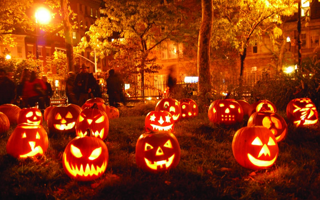 Halloween at Copper Face Jacks