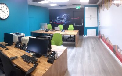 Coppers has a new HQ!