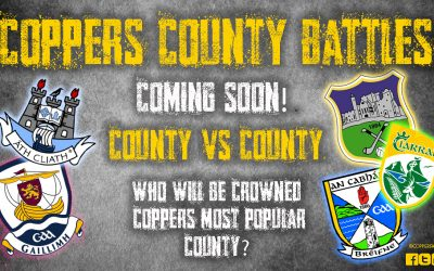 Who will be crowned Coppers most popular county?