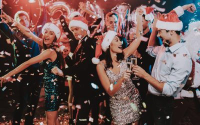 6 Reasons To Have Your Christmas Party At Coppers